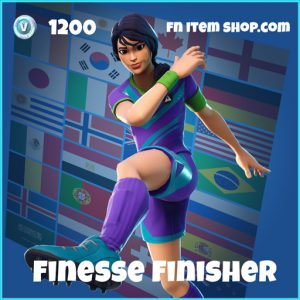 finesse finisher wk18 1200 rare skin fortnite