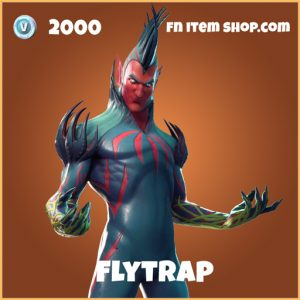 flytrap 2000 legendary skin fortnite