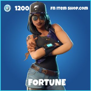 fortune 1200 rare skin fortnite