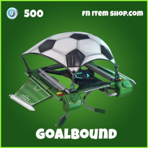 goalbound wk18 500 uncommon glider fortnite