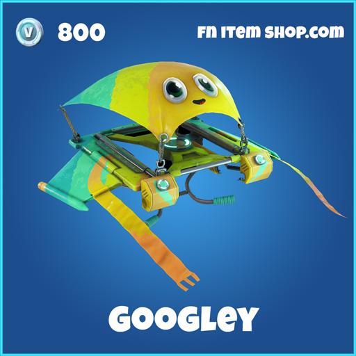 googley 800 rare glider fortnite