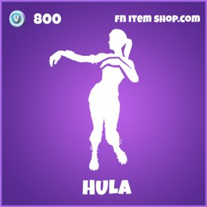 hula 800 epic emote fortnite