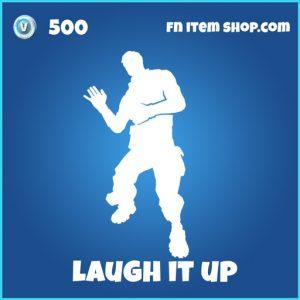 laugh it up 500 rare emote fortnite
