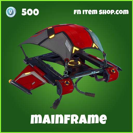 mainframe 500 uncommon glider fortnite