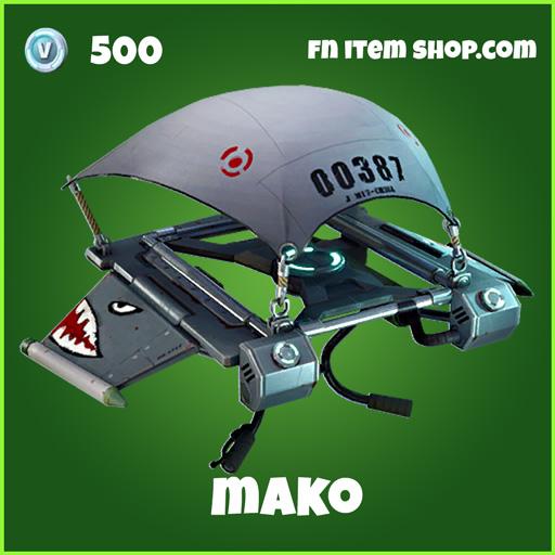 Mako Glider 500 uncommon fortnite