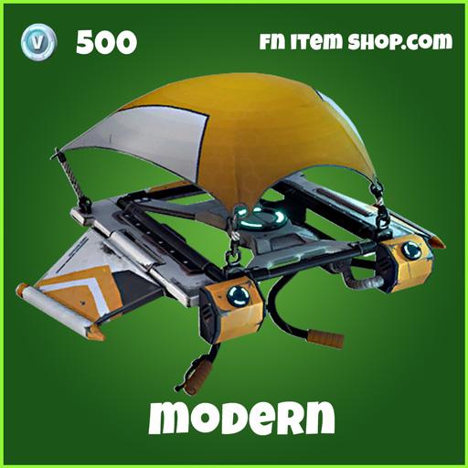 Modern 500 glider uncommon fortnite