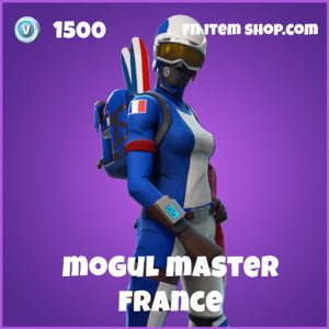 mogul master 1500 epic skin france fortnite