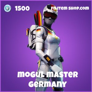 mogul master 1500 epic skin germany fortnite