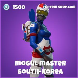 mogul master 1500 epic skin south korea fortnite