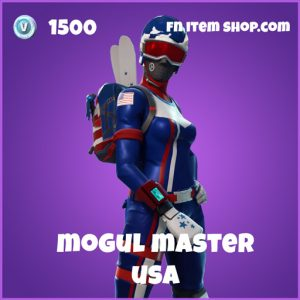 mogul master 1500 epic skin usa fortnite