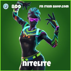 Nitelite uncommon fortnite skin