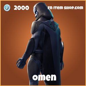 omen 2000 legendary skin fortnite