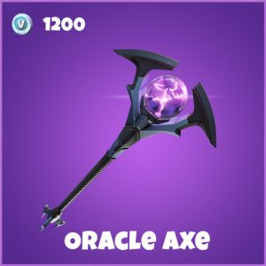 oracle axe 1200 epic pickaxe fortnite