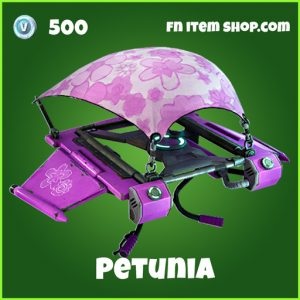 Petunia 500 uncommon Glider fortnite