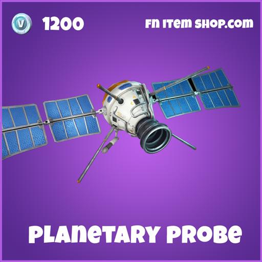 planetary probe 1200 epic glider fortnite