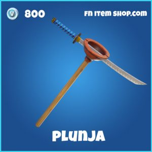 Plunja 800 Rare pickaxe fortnite