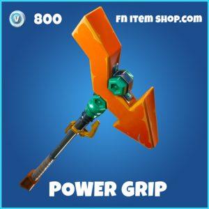 power grip 800 rare pickaxe fortnite