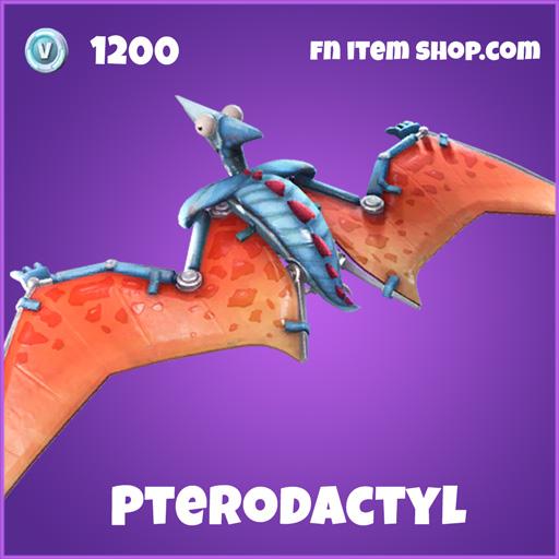 pterodactyl 1200 epic glider fortnite