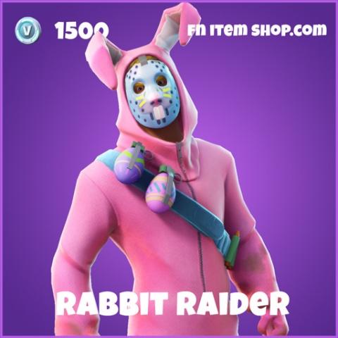 rabbit raider epic skin fortnite