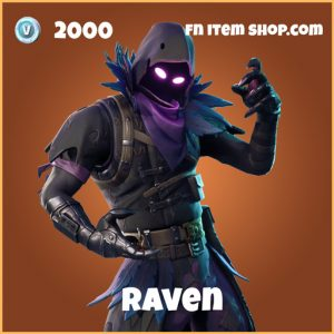 Raven Legendary 2000 skin fortnite