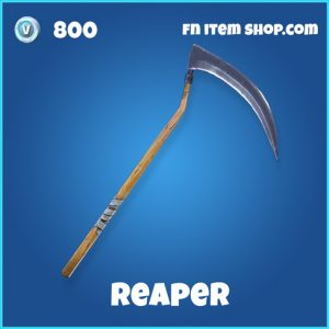 Reaper 800 rare pickaxe fortnite