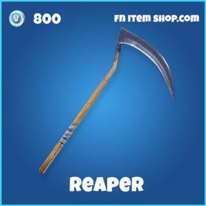 Reaper 800 rare pickaxe fortnite