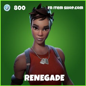 renegade skin 800 uncommon fortnite