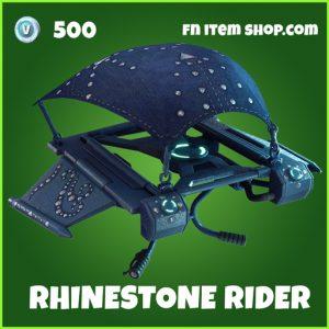 rhinestone rider 500 uncommon glider fortnite
