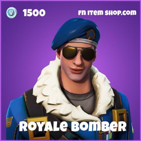 royale bomber 1500 epic skin fortnite
