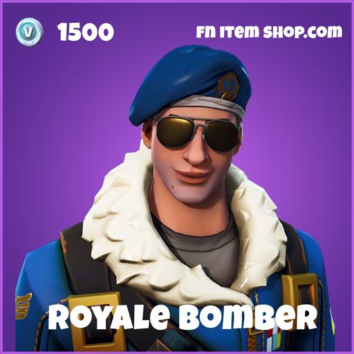 RoyaleBomber
