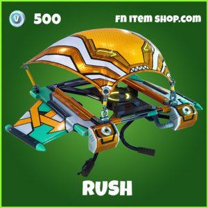 rush 500 uncommon glider fortnite