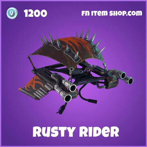 RustyRider