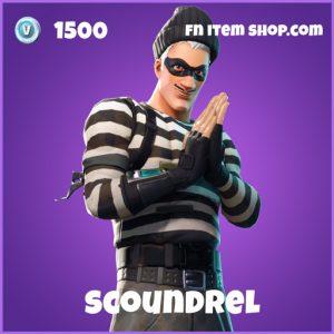 scoundrel 1500 epic skin fortnite