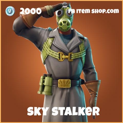 sky stalker 2000 legendary skin fortnite