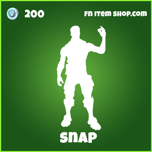 snap 200 uncommon emote fortnite