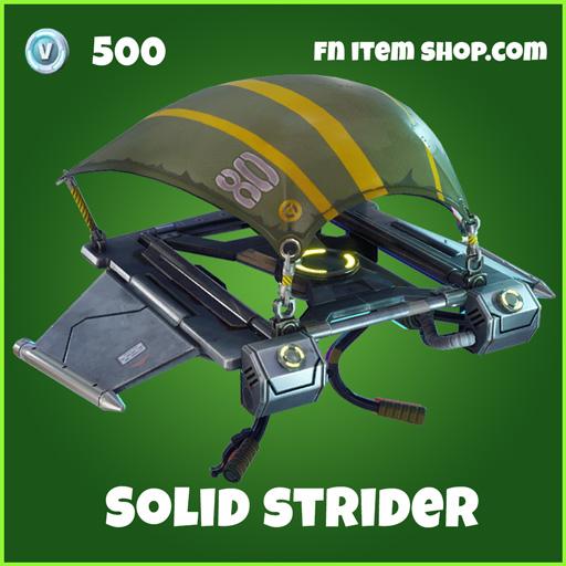 Solid Strider 500 uncommon glider fortnite