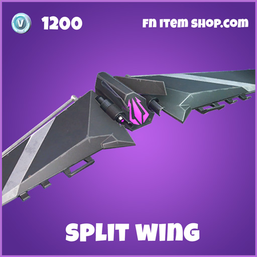 split wing 1200 epic glider fortnite