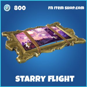 starry flight 800 rare glider fortnite