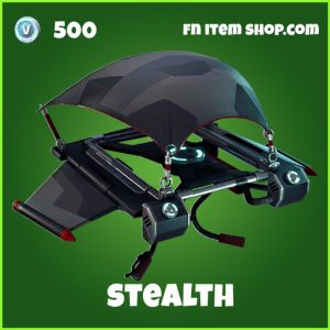 Stealth 500 glider uncommon fortnite