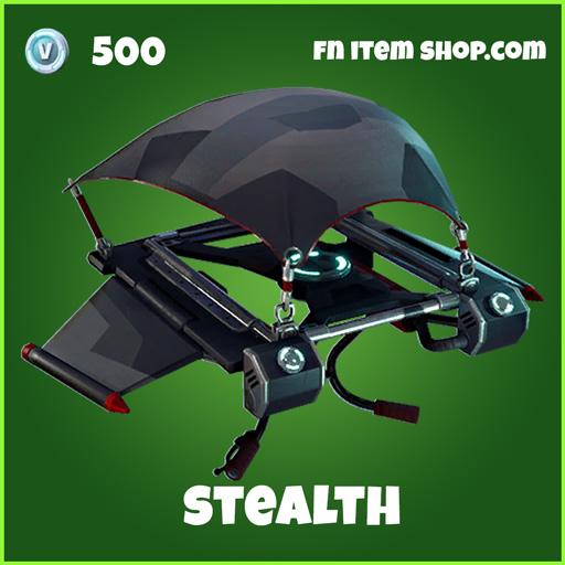 Stealth 500 glider uncommon fortnite