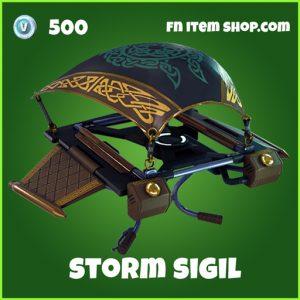 Storm Sigil 500 Glider uncommon fortnite
