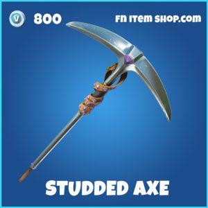 studded axe 800 rare pickaxe fortnite
