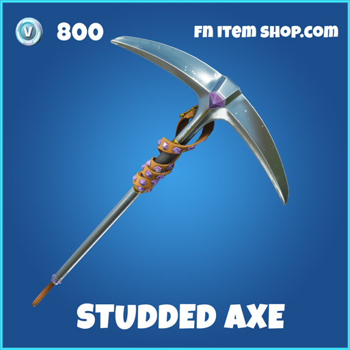 StuddedAxe