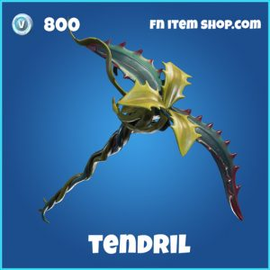 tendril 800 rare pickaxe fortnite