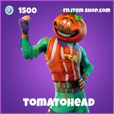 tomatohead 1500 epic skin fortnite