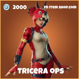 tricera ops legendary 2000 skin fortnite