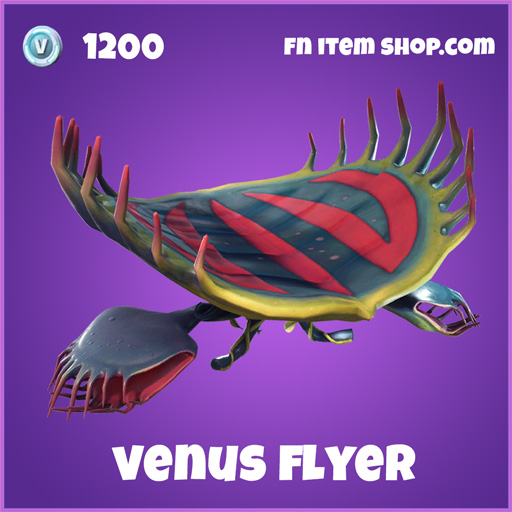 venus flyer 1200 epic glider fortnite
