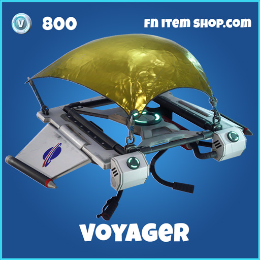 Voyager 800 rare glider fortnite