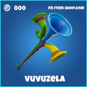 vuvuzela wk18 800 rare pickaxe fortnite