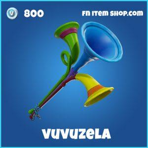vuvuzela wk18 800 rare pickaxe fortnite